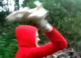 Re Girl Throws 5 Live Puppies Into River Youknowdamnwellcom